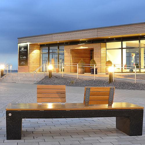 public bench - BELLITALIA