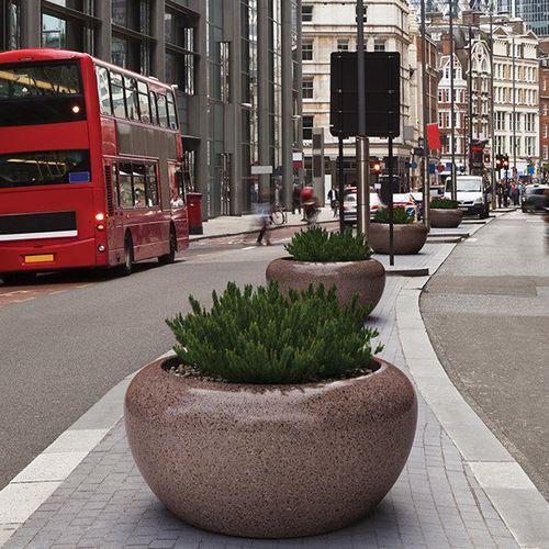 marble planter - BELLITALIA