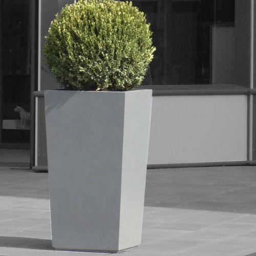 fiber cement planter - ATELIER SO GREEN