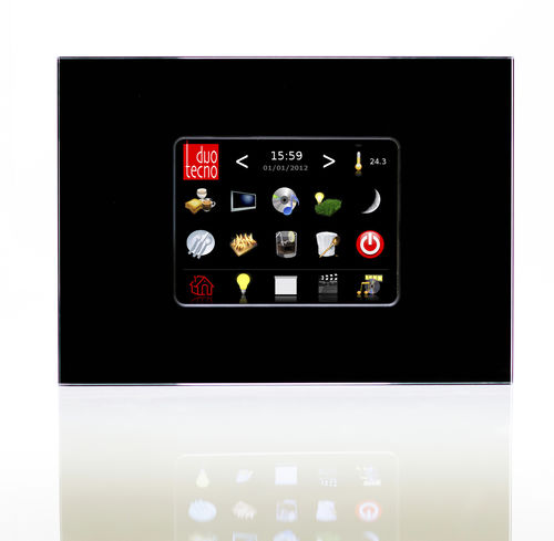 home automation system touch screen / wall-mounted