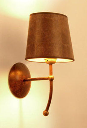 Traditional wall light / fabric TT-123.L820 Signature Home Collection