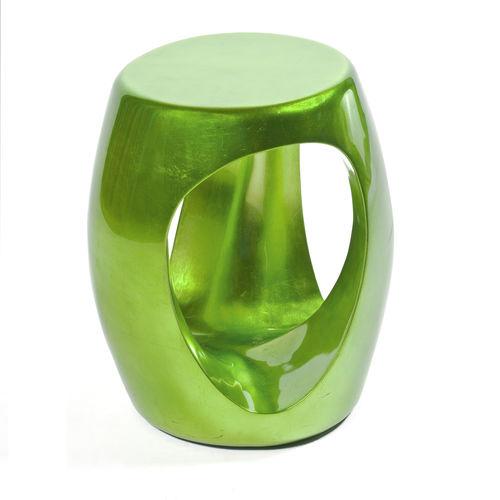 original design stool / copper / fiberglass