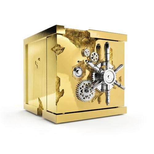 mechanical safe / free-standing / design