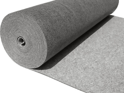 non-woven geotextile / polypropylene / polyester / drainage
