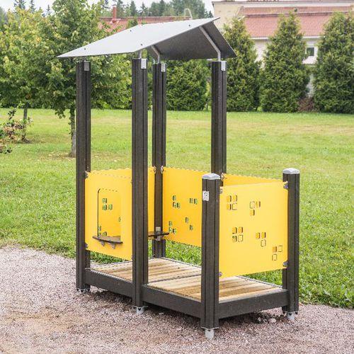 Outdoor playhouse / indoor 137455M Lappset