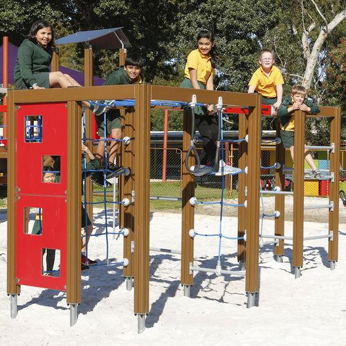 Playground climbing structure FINNO : 137075M Lappset