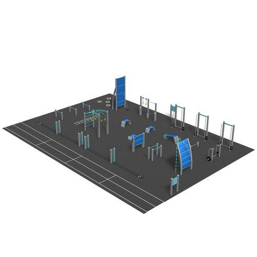 fitness playground