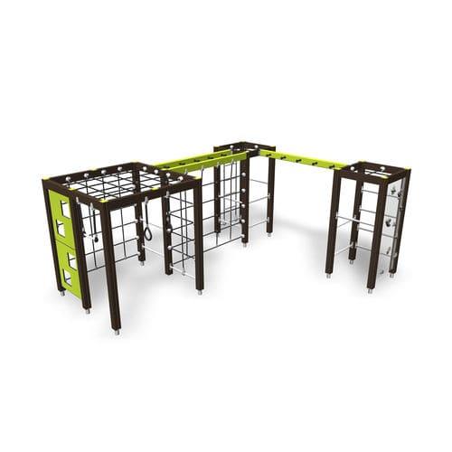 Playground climbing structure 137077M Lappset