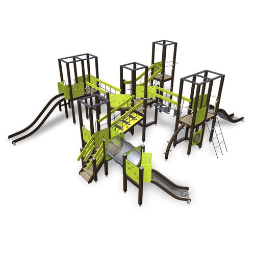Playground obstacle course 137055M Lappset
