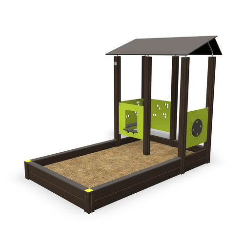 Outdoor playhouse 137407M Lappset