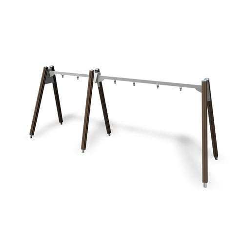 Wooden swing / steel / playground / multiple 137418M Lappset