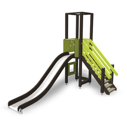 Upright slide / for playgrounds 137346M Lappset
