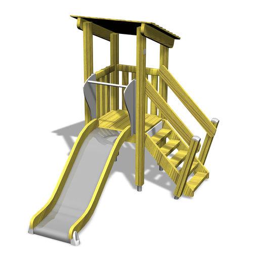 Upright slide / for playgrounds 175030 Lappset
