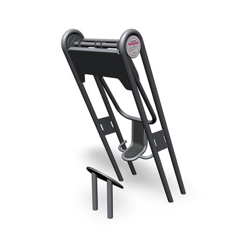 Outdoor leg press machine 081011-205 Lappset