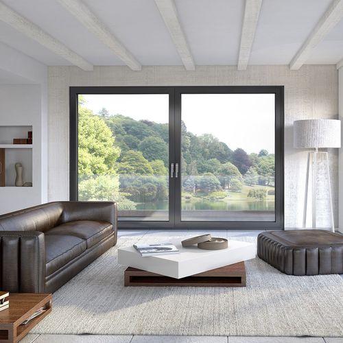 passive house window profile - ALUMIL S.A.