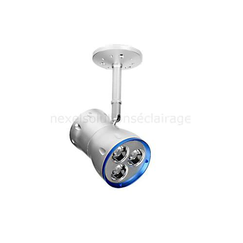 Ceiling-mounted spotlight / indoor / LED / round GOUTTE NEXEL