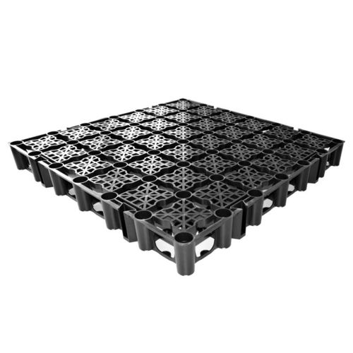 polypropylene drainage board / water storage / drainage / for green roofs