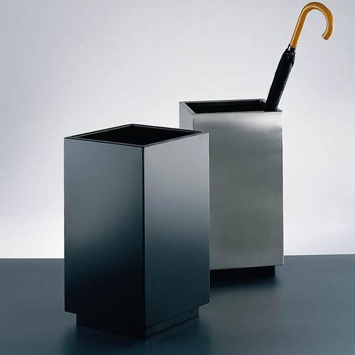 steel umbrella stand / painted steel / stainless steel