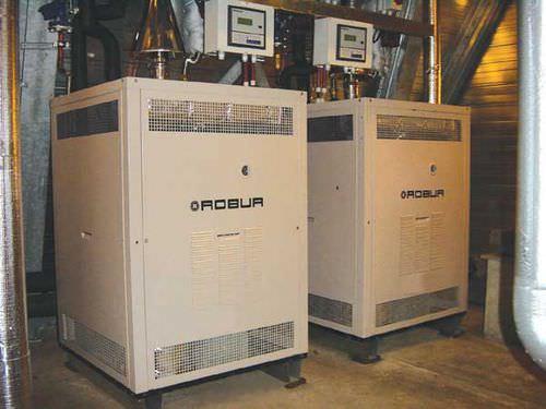 Air source heat pump / reversible GAHP-GS ROBUR