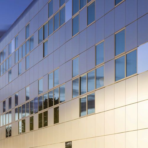 composite cladding - Arconic Architectural Products SAS, Merxheim/Frank