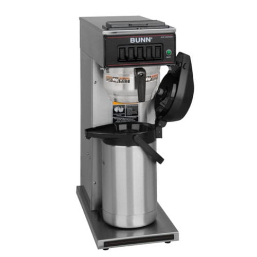 Filter coffee machine / commercial / manual cwtf35-aps bunn-o.