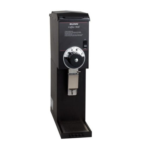 Commercial coffee grinder-doser G3 HD BLK Bunn-O-Matic Corporation