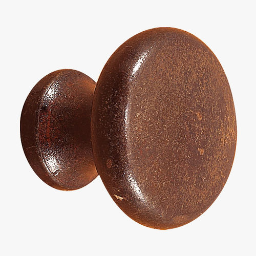 traditional furniture knob / wrought iron