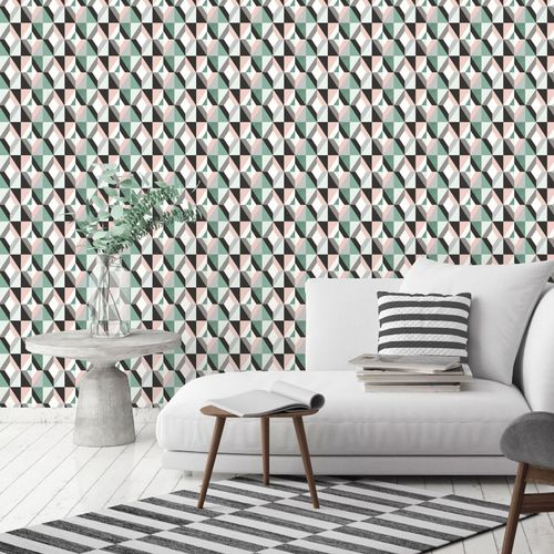 fabric wallcovering / vinyl / home / commercial