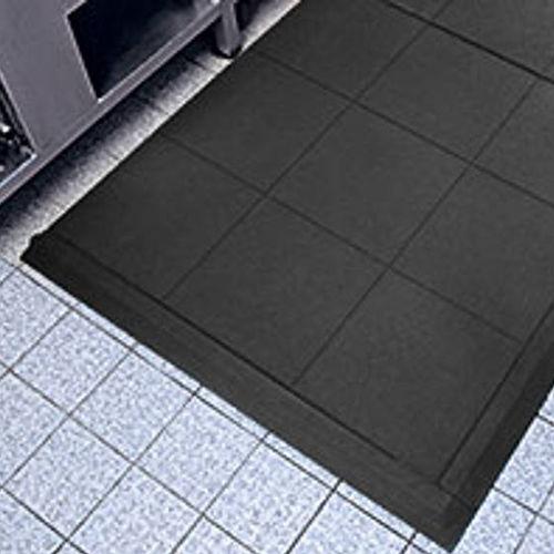 ring mat / black rubber