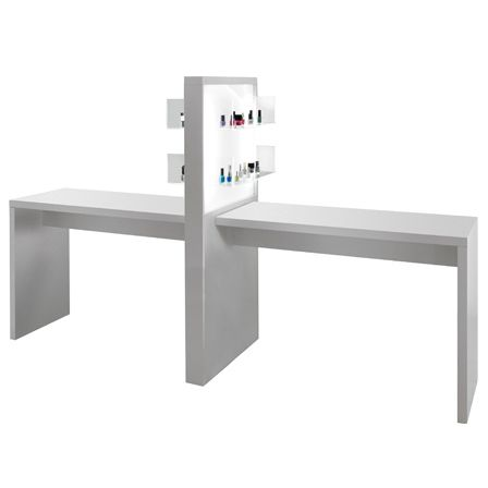 manicure table with vacuum cleaner - Medical & Beauty