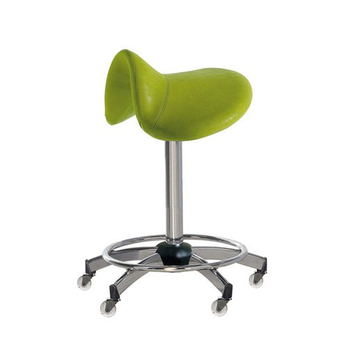 Beauty salon task stool / saddle seat RODEO Medical & Beauty