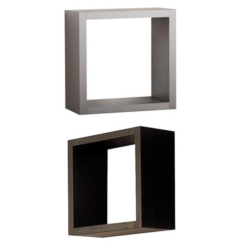 Wall-mounted shelf / contemporary / wooden / commercial CUBE 40  Medical & Beauty