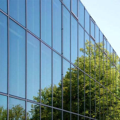 float glass glass panel / solar control / for windows / for facades