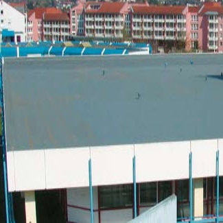 flat roof liquid waterproofing