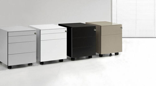 Low filing cabinet / contemporary NEW Bralco