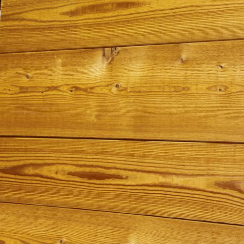 wall-mounted paneling / wooden / oiled / PEFC-certified