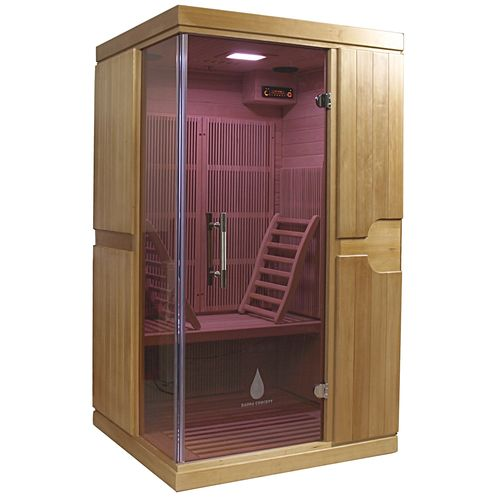 infrared sauna / home