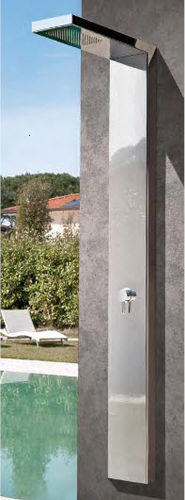 Pool garden shower / stainless steel IN&OUT P22 MIX Fontealta