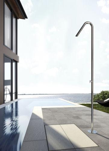 Stainless steel outdoor shower TWIGGY CS 40 Fontealta