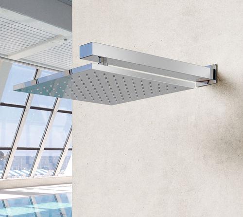 Wall-mounted shower head arm WATERLINE SA5.3 Q Fontealta