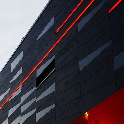composite cladding - Steni