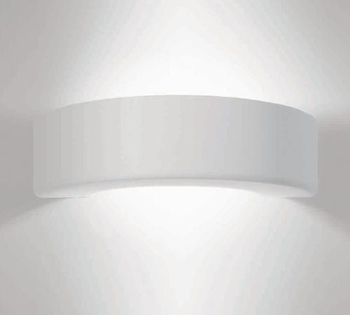 contemporary wall light / Aircoral® / halogen / compact fluorescent