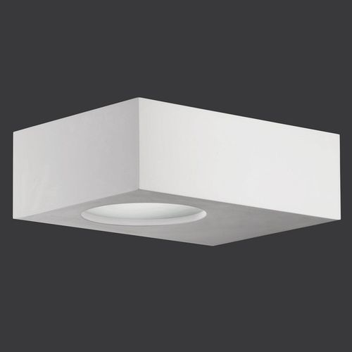 contemporary wall light / stainless steel / glass / Aircoral®