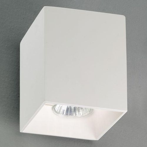 contemporary wall light / Aircoral® / halogen / square