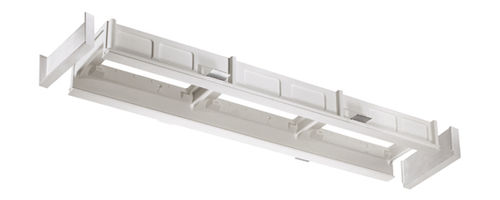 recessed ceiling light fixture / compact fluorescent / halogen / HID