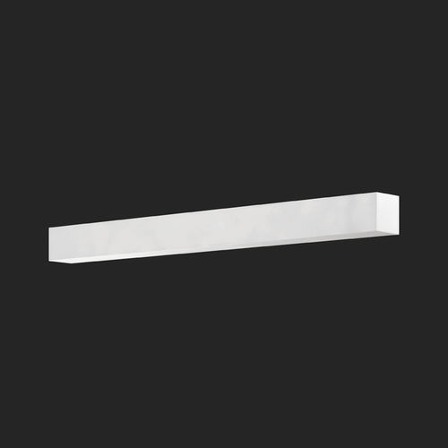 Contemporary wall light / polycarbonate / Aircoral® / LED LINEA 5 BUZZI & BUZZI