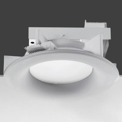 Recessed downlight / halogen / compact fluorescent / HID NOVA BUZZI & BUZZI