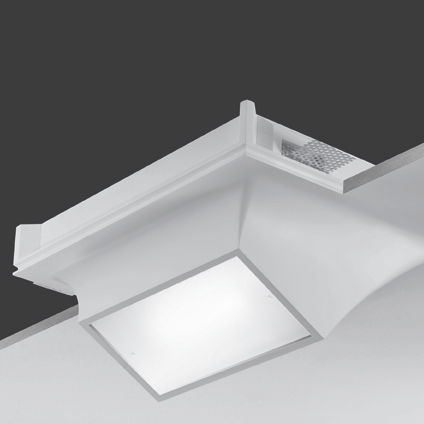 recessed downlight / LED / halogen / compact fluorescent
