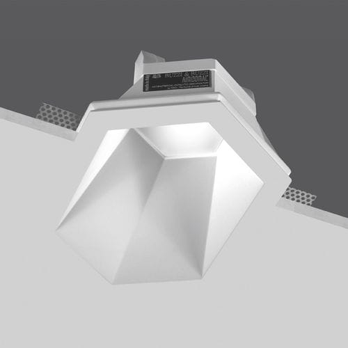recessed downlight / LED / hexagonal / Aircoral®