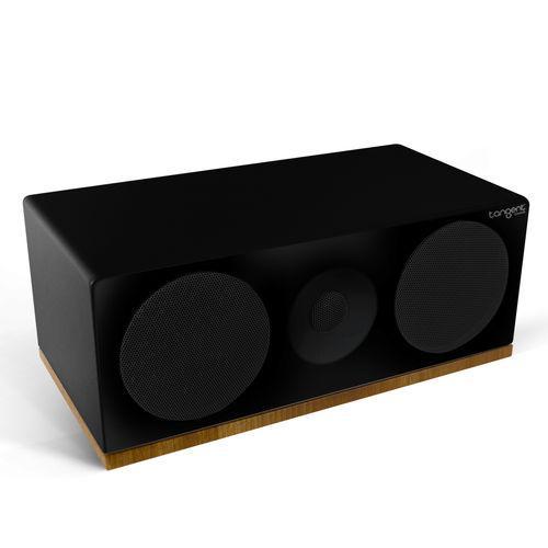 central speaker / walnut
